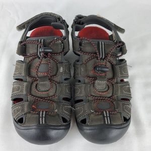 Cherokee Boys Size 1 Sandals